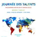 journee des talents mini 1er mars